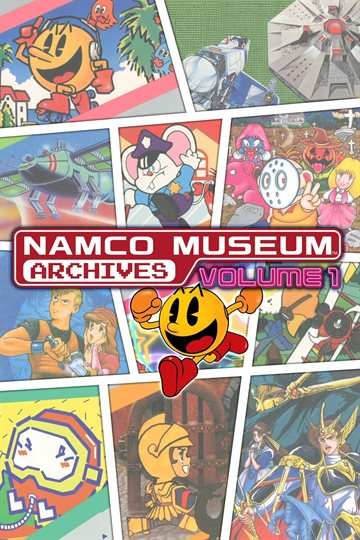 Namco Museum Archives Volume 1 - Nintendo Switch