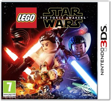 LEGO Star Wars: The Force Awakens (ES) - Nintendo 3DS