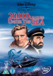 20000 Leagues Under The Sea - DVD
