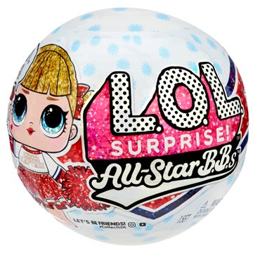 L.O.L. Surprise - All-Star B.B.s Series 2 - Cheereleaders