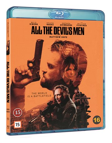 All The Devils Men - Blu-Ray
