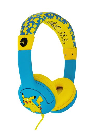 OTL Pokemon Pikachu Kids Headphones