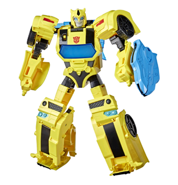 Transformers - Cyberverse Battle Call Officer Class - Bumblebee (E8381)