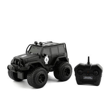 Sharper Image - Fjernstyret Bil - Phantom Destroyer All-Terrain Bil (2,4 gHz)