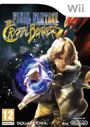 Final Fantasy Crystal Chronicles: Crystal Bearers - Wii