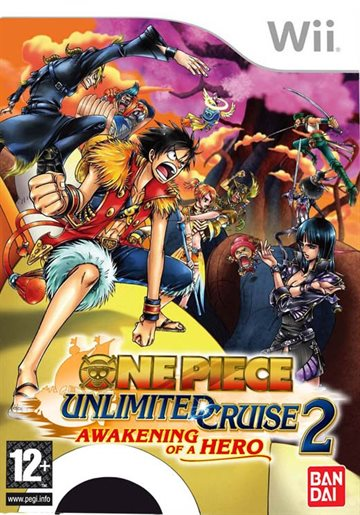 One Piece: Unlimited Cruise 2 - Wii