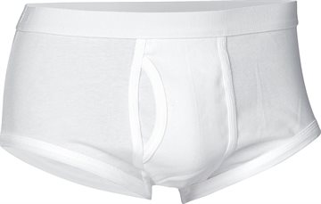 JBS - Briefs m. Gylp Original Hvid - Str. XL