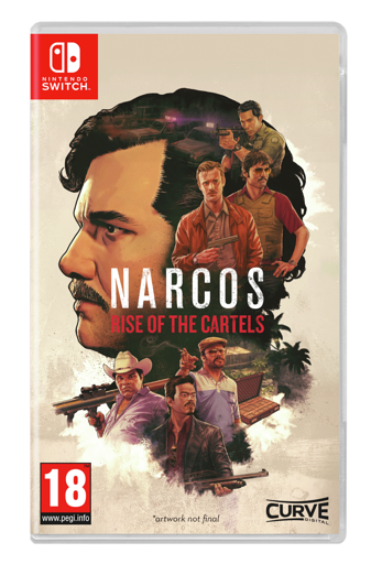 Narcos: Rise of The Cartels - Nintendo Switch