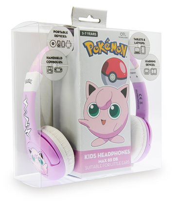 Pokemon 'Jiggly Puff' - Junior