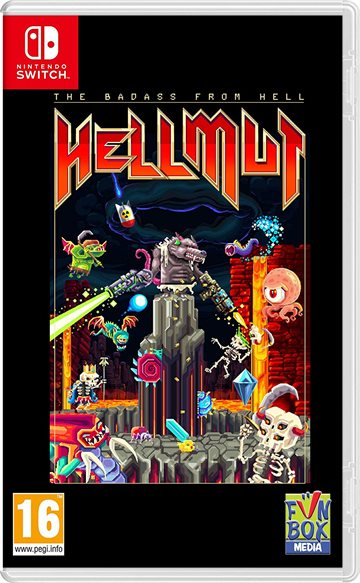 Hellmut: The Badass From Hell - Nintendo Switch