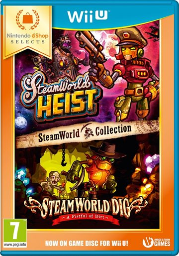 SteamWorld Collection (Nintendo eShop Selects) - Wii U