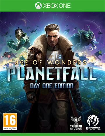 Age of Wonders: Planetfall (Day 1 Edition) - Xbox One