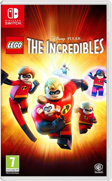LEGO The Incredibles (UK/DK) - Nintendo Switch