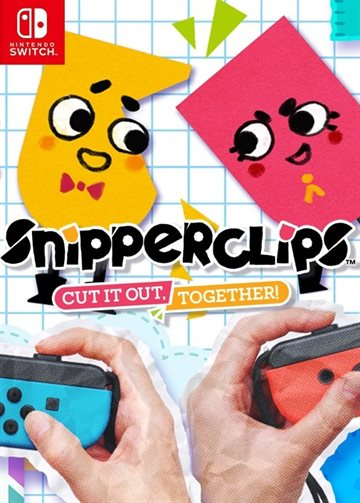 Snipperclips Plus - Nintendo Switch
