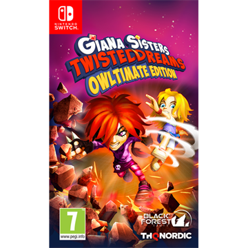 Giana Sisters: Twisted Dreams (Owltimate Edition) - Nintendo Switch