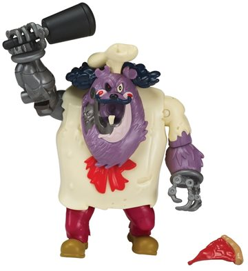Rise of the Teenage Mutant Ninja Turtles - Albearto Action Figur (80830)
