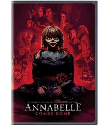 Annabelle Comes Home - DVD