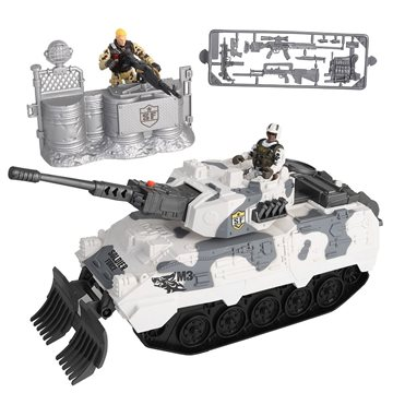 Soldier Force - Desert Tank Legesæt (545058)