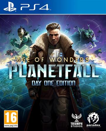 Age of Wonders: Planetfall (Day 1 Edition) - PlayStation 4