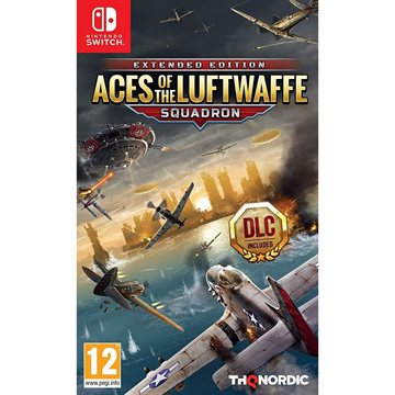 Aces of the Luftwaffe: Squadron - Extended Edition - Nintendo Switch