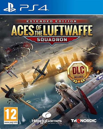 Aces of the Luftwaffe: Squadron - Extended Edition - PlayStation 4