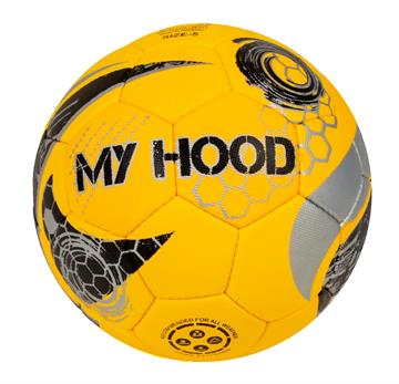 My Hood - Streetfodbold - Orange