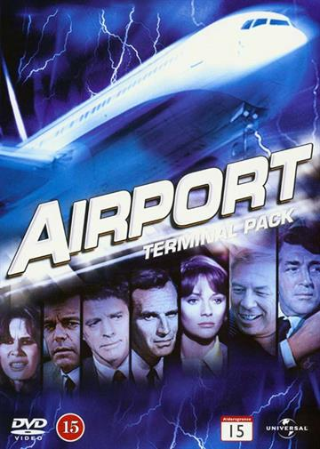 Airport Terminal Pack (4-disc) - DVD