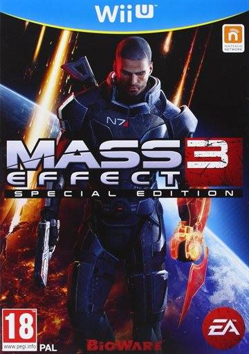 Mass Effect 3 Special Edition - Wii U