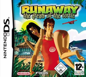 Runaway: The Dream of the Turtle - Nintendo DS