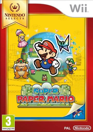 Super Paper Mario (Select) - Wii