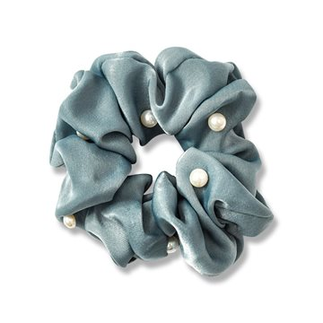 Everneed Scrunchie – baltic blue