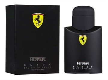 Ferrari Scuderia Black 125ml EDT Spray