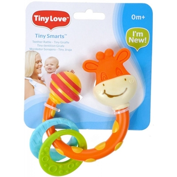 Tiny Love Teether-Rattle- Tiny Giraffe