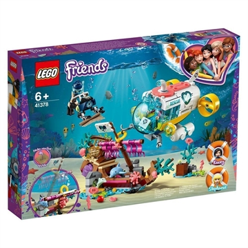 LEGO Friends 41378 Delfinredningsmission