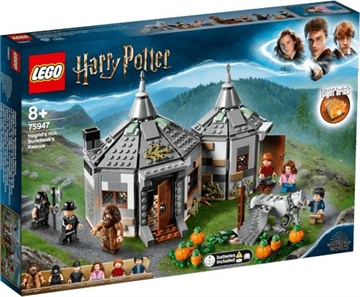 LEGO Harry Potter TM 75947 Hagrids hytte: Stormvinds redning