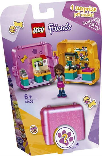 LEGO Friends 41405 Andreas Butikslegeboks