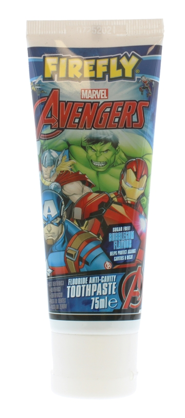 Avengers 75ml Toothpaste
