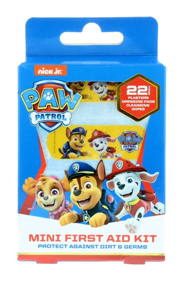 Paw Patrol Mini First Aid Kit 12/21