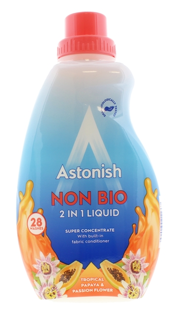 Astonish 840ml N.Bio Liq Papaya