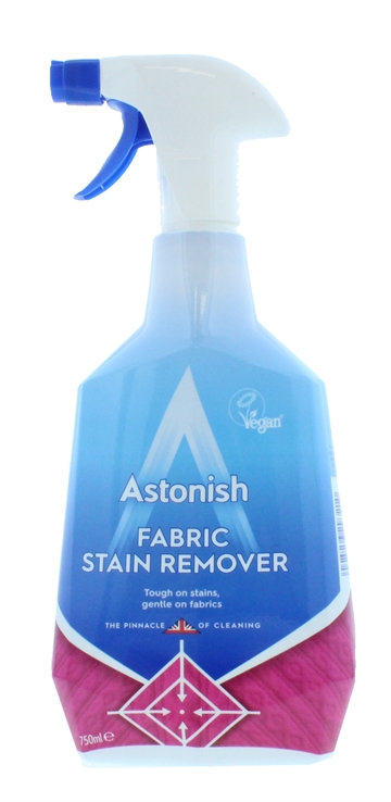 Astonish 750ml Fabric Stain Remove