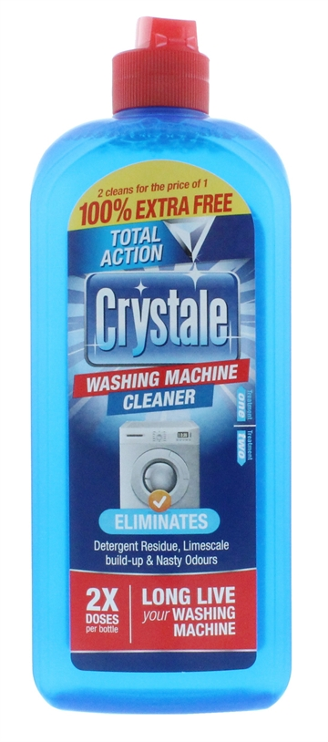 Crystale 500ml Washing Machine Cleaner