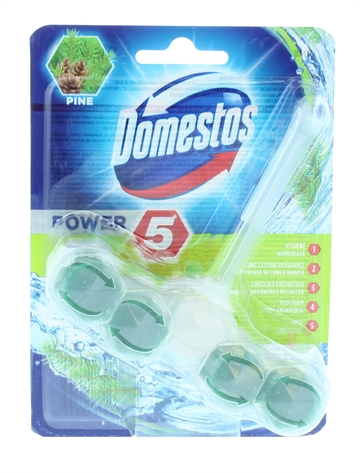Domestos 55G Power Block Pine Lab