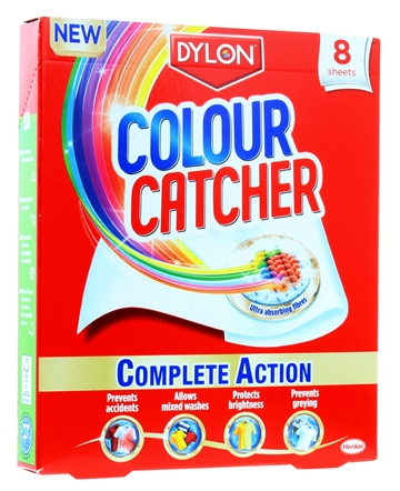 Dylon Colour Catcher 8'S