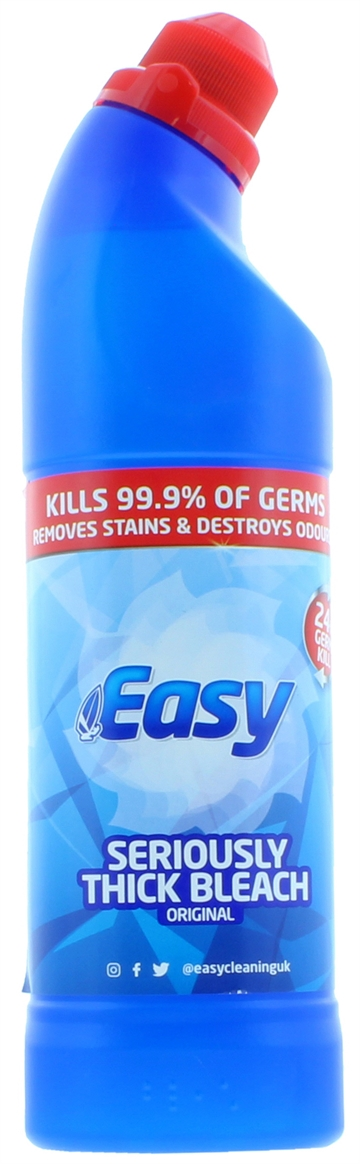 Easy 750ml Seriously Thick Bleach Original