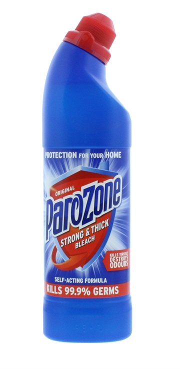 Parozone 750ml Strongest Bleach Original