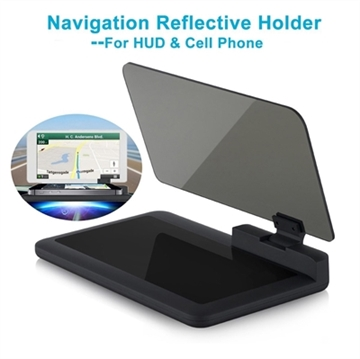 Universal Bil Smartphone Heads up Display - GPS Holder