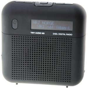Tiny Audio M3 DAB+ radio, SORT