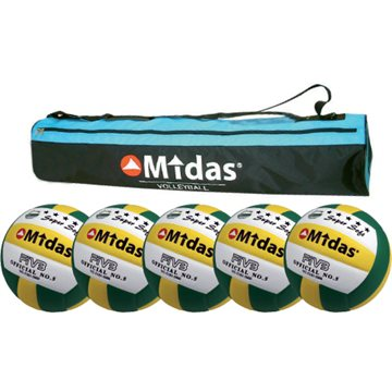 Midas Super soft volley pakke