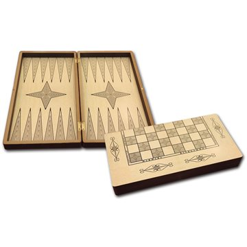 Backgammon, stor model
