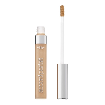 L'Oreal Paris Make-Up Designer Accord Parfait The One Concealer - 4N Beige - Concealer dækstift